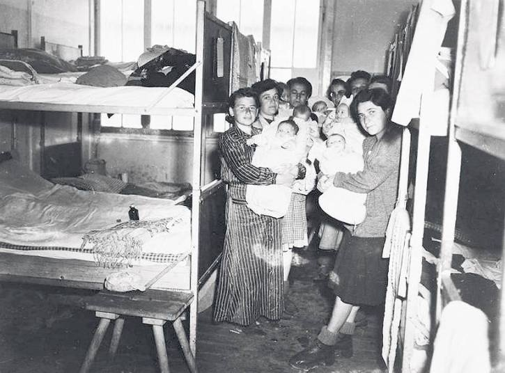pregnant at auschwitz � the story of miriam rosenthal