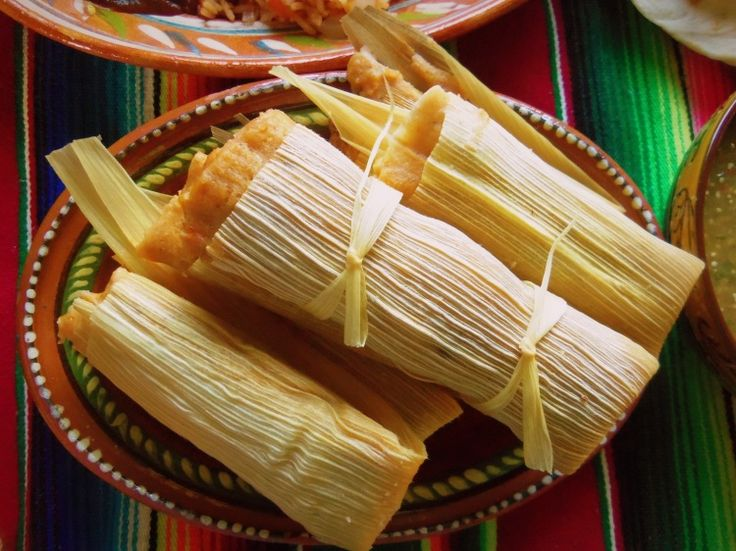 Chile Colorado Pork Tamales – Hispanic Kitchen