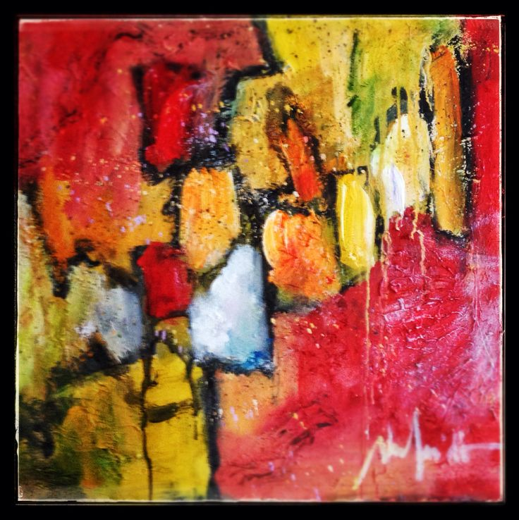 Painting March 2015 by www.Paulsmidt.nl