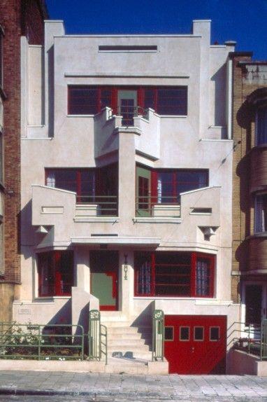Art Deco House