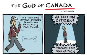 The God of Canada #5: Hell, Part 1 - riotwire