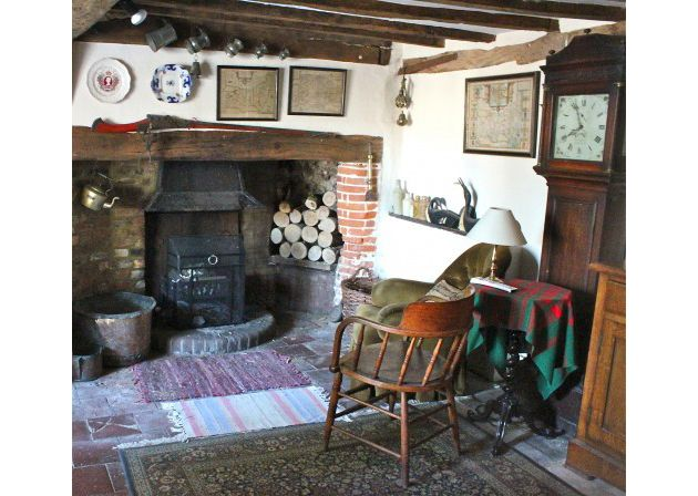 285 Best Images About English Cottage Interiors On