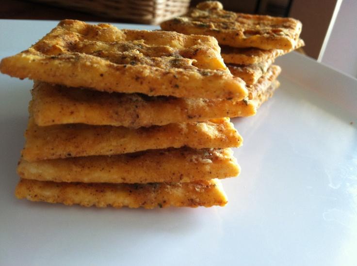 Smokey Ranch Saltine Crackers