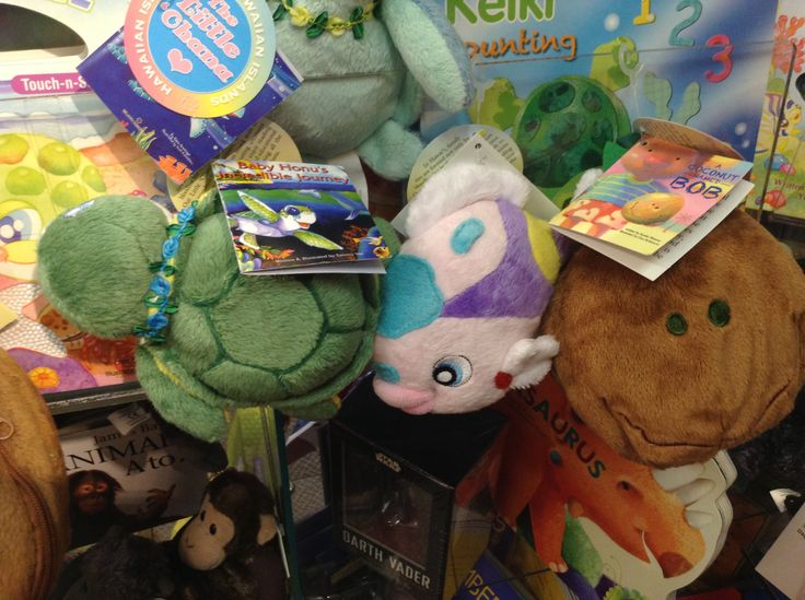 The little Ohara - plush toys made in Hawaii