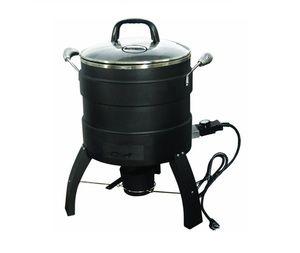 Butterball Oil-Free Electric Turkey Fryer: Butterball Oil-Free Electric Turkey Fryer