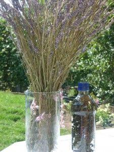 Deze lavendelolie heeft een ontstekingswerende en huidverzachtende werking. Én is ook nog eens heel gemakkelijk zelf te maken. Je kan er vermoeide benen mee inmasseren of gewoon gebruiken als lichaamsolie. Lavendel is echt mijn lievelingsgeur. De geur werkt kalmerend en verdrijft negatieve gedachten. Hoe maak je deze olie? Vul een legen glazen bokaal met lavendelbloemen, ongeveer tot 3/4de van de…
