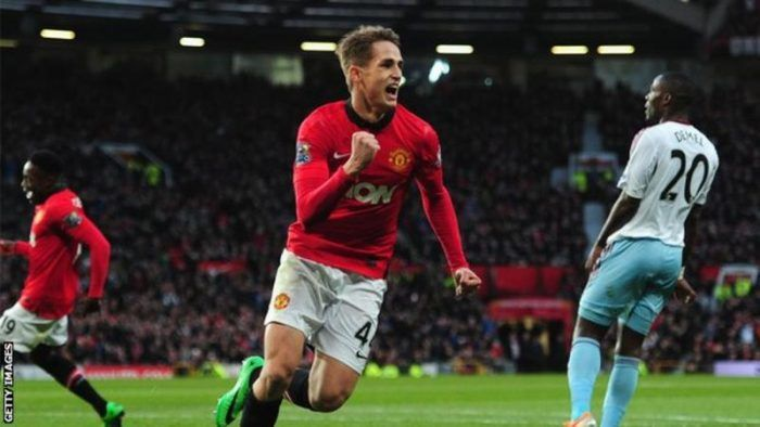 Transfer News!! Manchester United Youngster Januzaj Set To Join This Club (Done Deal)
