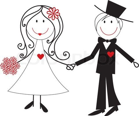 17 Best images about Illustrations Wedding on Pinterest | Wedding ...