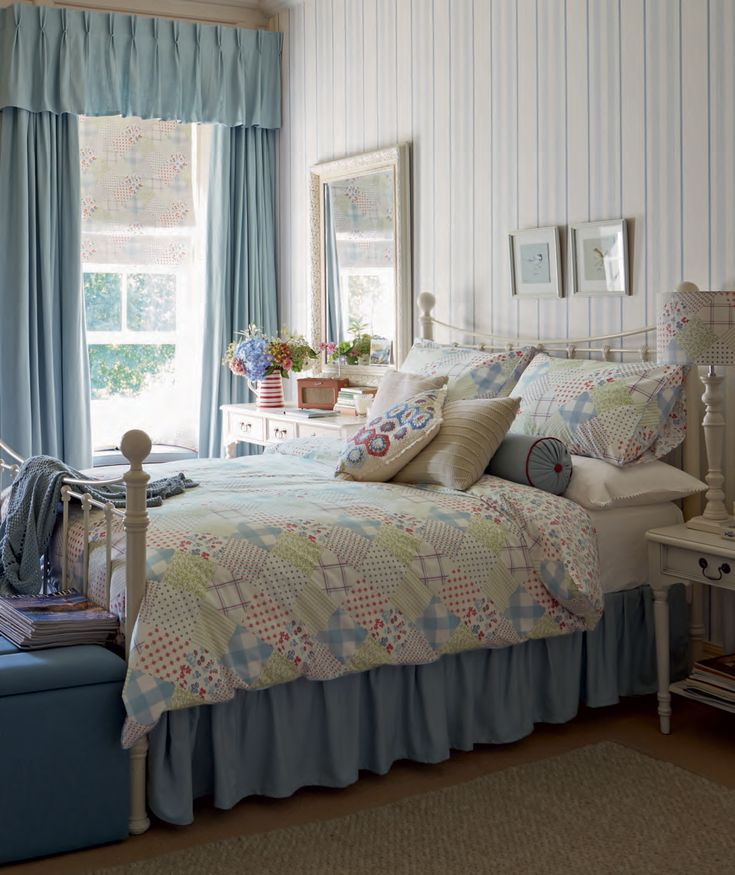 Bedroom Decorating Ideas Laura Ashley