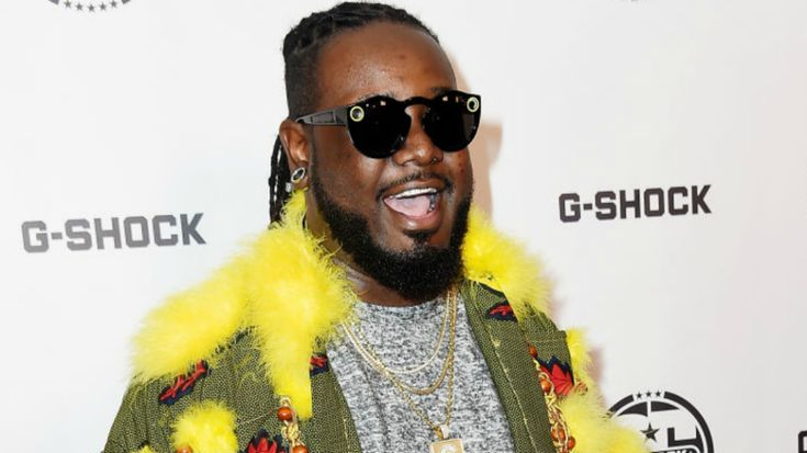 Black #Cosmopolitan T-Pain Explains Why He And His Wife Can't Get Enough Sleep At Night   #Adorable, #BarkBox, #DigitalMedia, #Luv, #Reddit, #TPain, #Web20, #WorldWideWeb          While he was singing about being Sprung, In Luv With A Stripper and buying women in the club drinks, he was also married to his wife, Amber Najm. In fact, the two have been together since 2003. And from the looks of things, it seems like they're still going strong. Today, the singer s...