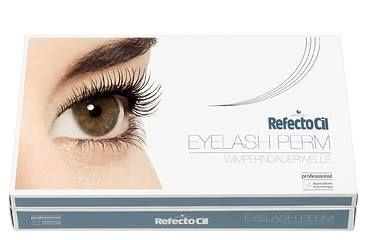 Eine Wimpernwelle / Wimperndauerwelle gelingt sicher und zuverlässig mit den Produkten von RefectoCil.  http://www.wimpernwuensche.de/wimpern/wimpernfarbe/wimpernwelle.html