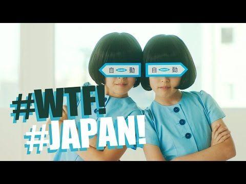 Un canale Youtube ha raccolto le più pazze pubblicità giapponesi del 2016