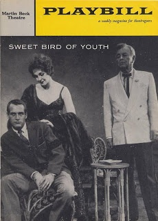 Sweet Bird Of Youth Broadway Martin Beck Theatre