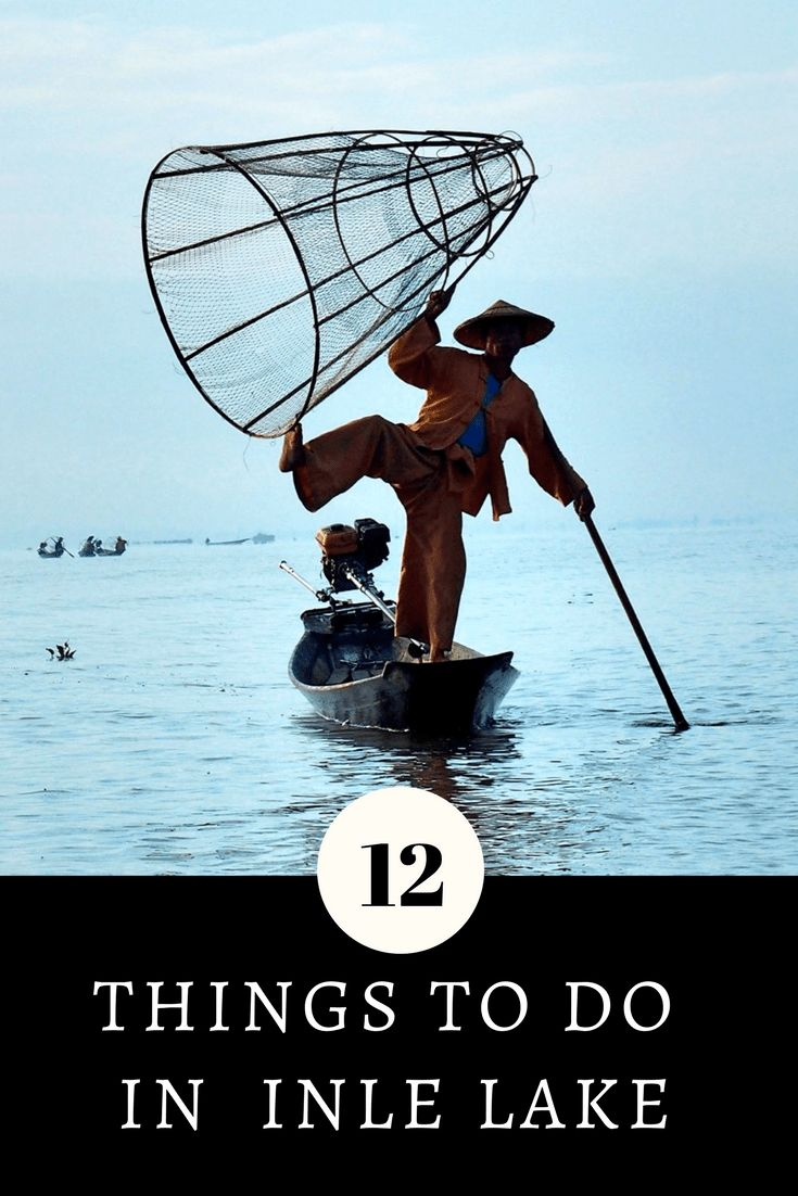 Inle Lake was the highlight of our trip to Myanmar. There is so many cool things to do on it and around it. Here are our 12 favourites.
