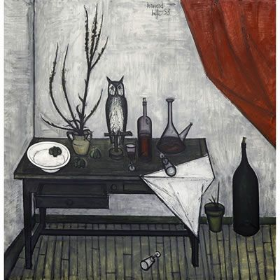Bernard Buffet - Artist, Fine Art Prices, Auction Records for Bernard Buffet