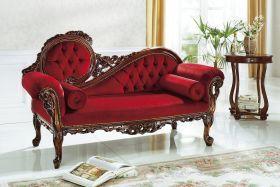 Nostalgisches Sofa im Barock-Stil von Brigitte Hachenburg  Schicke Traumsofas und Sessel ...