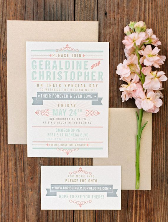 Smog Shoppe wedding | photo by The Why We Love