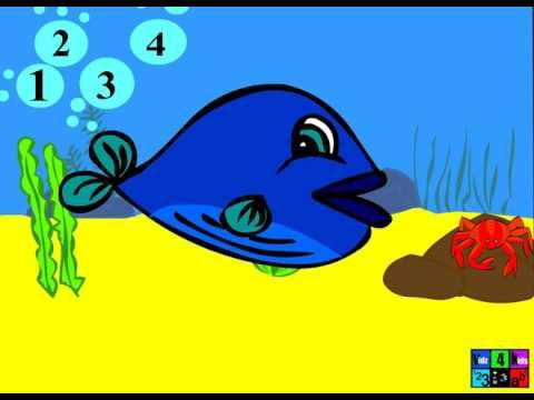 under the sea counting - YouTube