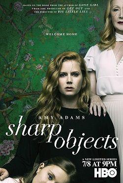 دانلود سریال Sharp Objects با لینک مستقیم آپدیت: قسمت 1 فصل اول