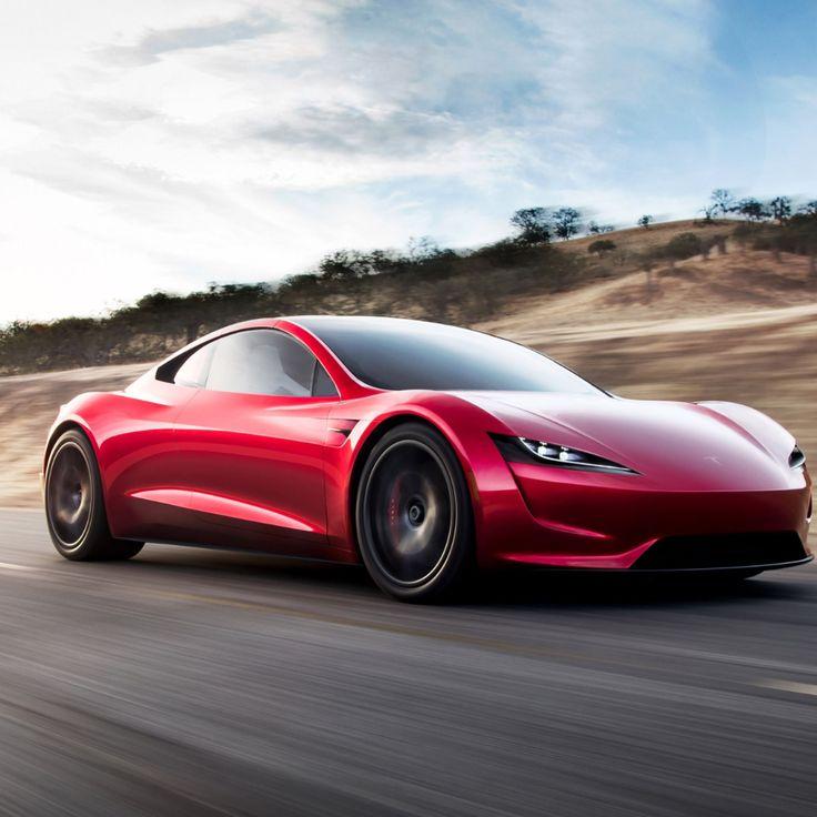 Tesla 2017 Awesome Press Kit in 2020 Tesla roadster, New