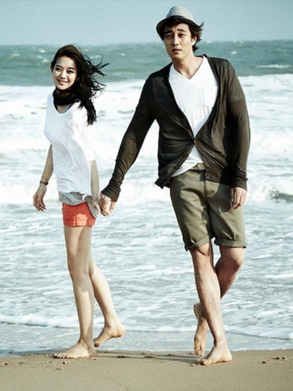 so ji sub dating shin min ah running