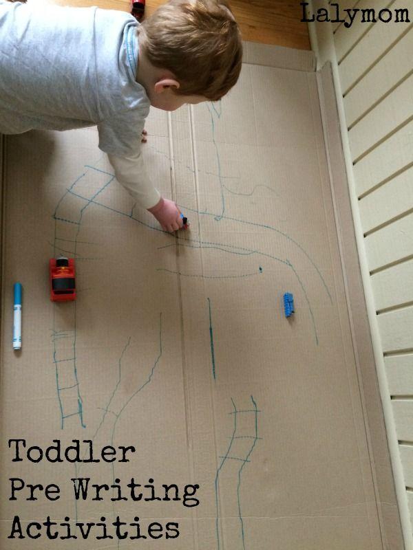 Fun Writing Activities for Toddlers u0026 Preschoolers