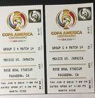 #Ticket  COPA AMERICA CENTENARIO 2016 -MEXICO VS JAMAICA  2 TICKETS  PASADENA CA- JUN 9 #deals_us