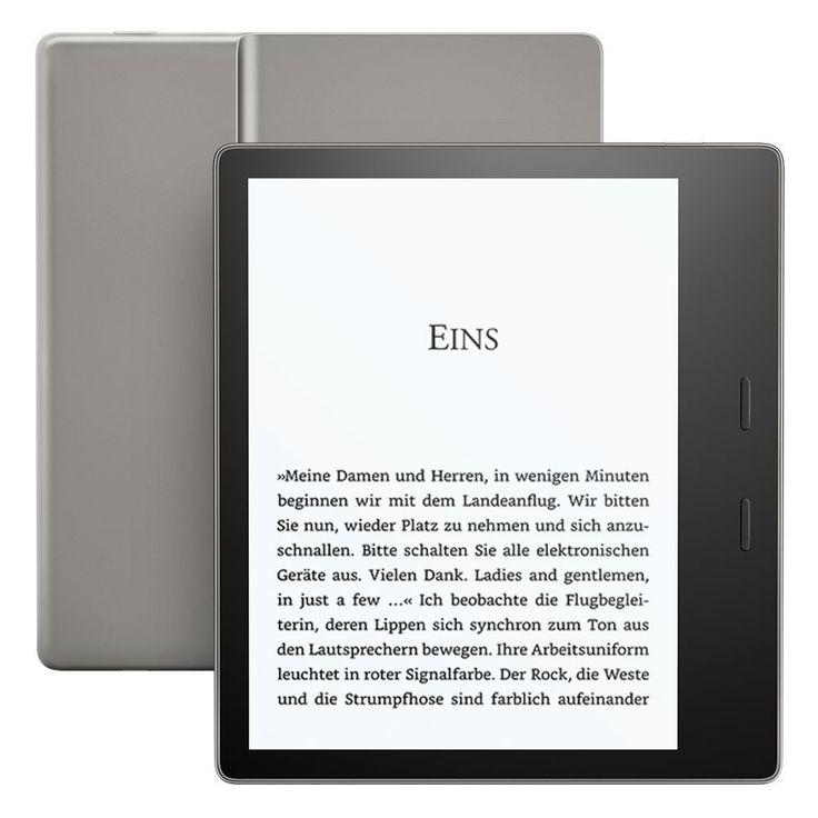 Der neue Kindle Oasis eReader - Wasserfest - Amazon.de