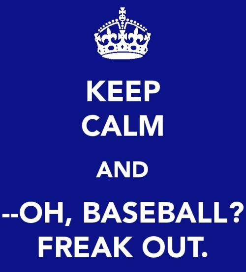 Perfect...Baseball Season
