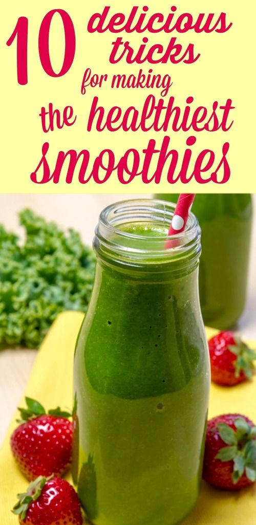 10 delicious tricks for making the healthiest smoothies – http://www.bestsmoothie.recipes/blog/delicious-tricks-for-healthiest-smoothies