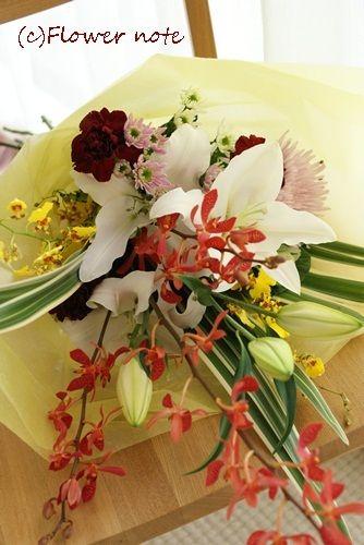 横浜・上大岡 Flower note 小さなお花の教室 です。 12/29 20:00までにいただいたメールのお返事は全て完了しました。5名様以上で出張レッ…