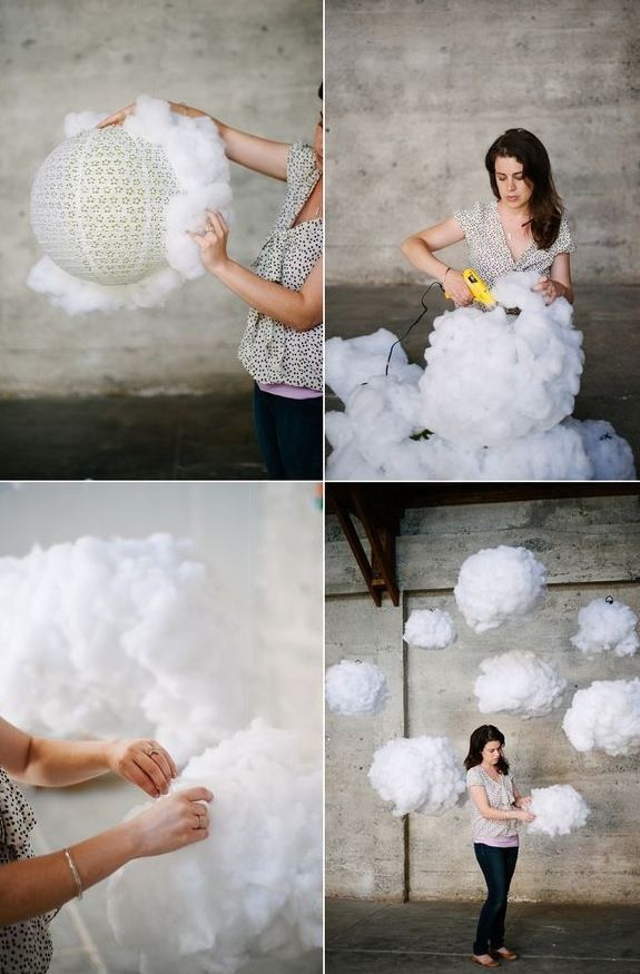 DIY clouds