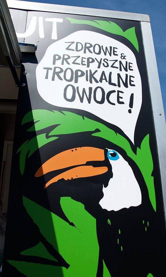 Tukan z Acai Bar - seriofruta.pl