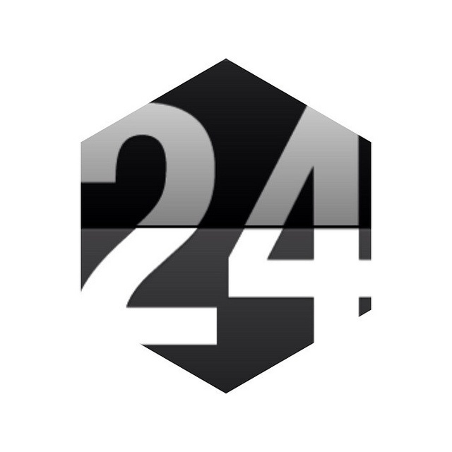24, by englishcookies, via Flickr, project 24 logo