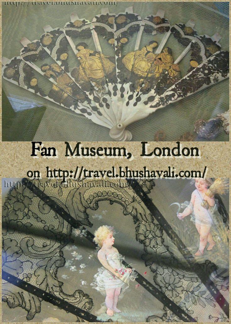 One of those unique museums in London... #travelblog #photoblog #travelblogger #ttop #VisitLondon #VisitEngland #LoveGreatBritain #Fans #Museum #Paintings #Renaissance