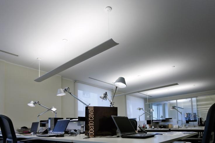Tolomeo table  Cavalli Headquarters and showroom, Milano (Italy) 2010  Photo: Beppe Raso