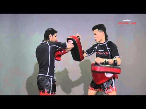 Evolve University   How To Hold Muay Thai Pads Evolve University (http://www.evolve-university.com)  http://www.evolve-university.com
