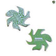 Tessellation Turtle (Green) -geokolikko, 14,90€