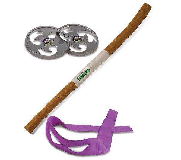 Le Tartarughe Ninja - Donatello - Accessori da combattimento - IWG Shop