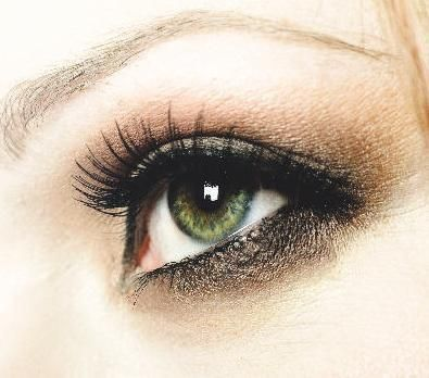 Make up for Hazel eyes