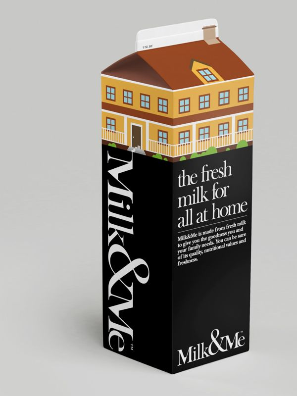Milk & Me. 80s milk?