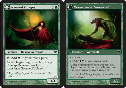 10 best Magic - werewolf images on Pinterest | Werewolf, Magic cards