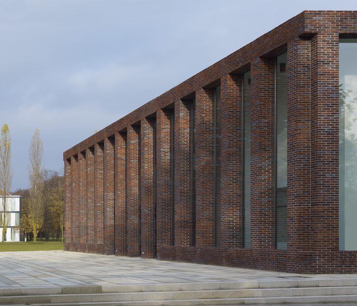 Galería - Universidad Jacobs / Max Dudler and Dietrich Architekten - 26