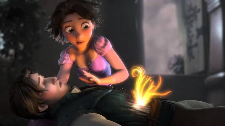 Tangled - Eugene's death. I am going to admit to crying during this scene.