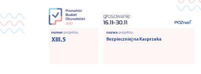 Agnieszka Michalak - Pietkiewicz: BEZPIECZNIEJ NA KASPRZAKA PBO'17