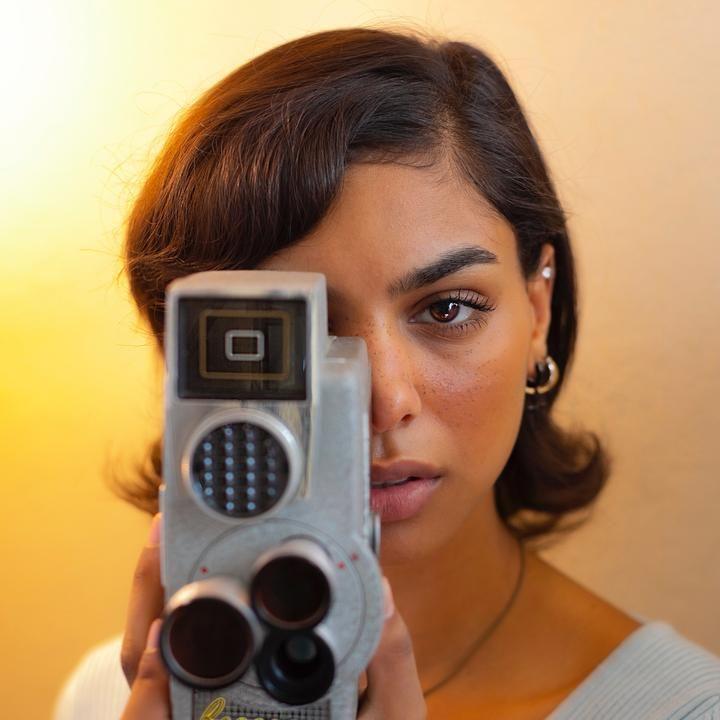 Monique Jones Moniqueyvonne On Tiktok 3m Likes 133 1k Fans 19 Self Portrait Photographer Model Self Taught Los Angeles Ca