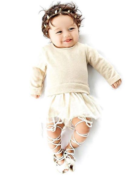 603 best images about CHIC BABY STYLE on Pinterest | Tulle dress ...