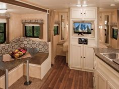 vintage rv remodel - Google Search