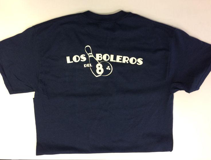 T shirt serigrafía