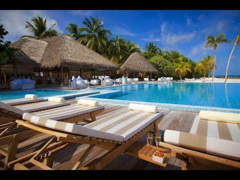 Maafushivaru - Maldives resort island